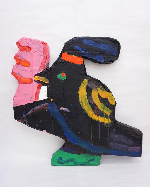 Misaki Kawai, 'Chonmage Birdie', 2019, V1 Gallery