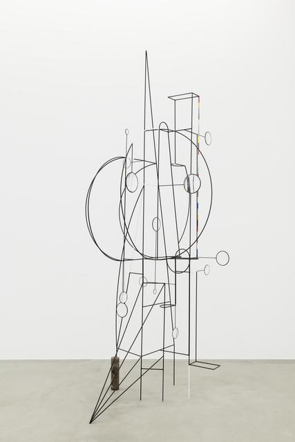 , 'Investigator II,' 2015, Almine Rech Gallery