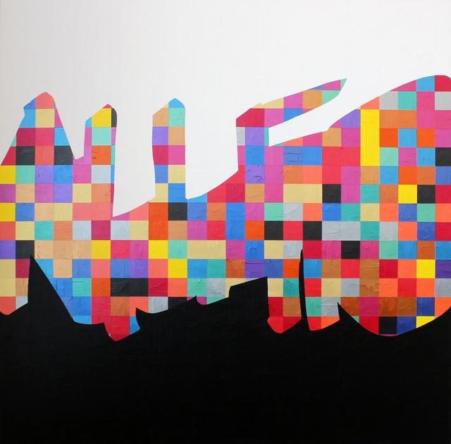 , 'alles/nichts,' 2019, Art Signé