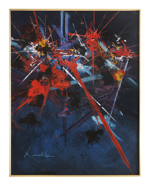 , 'Orages soumis,' 1988, Opera Gallery