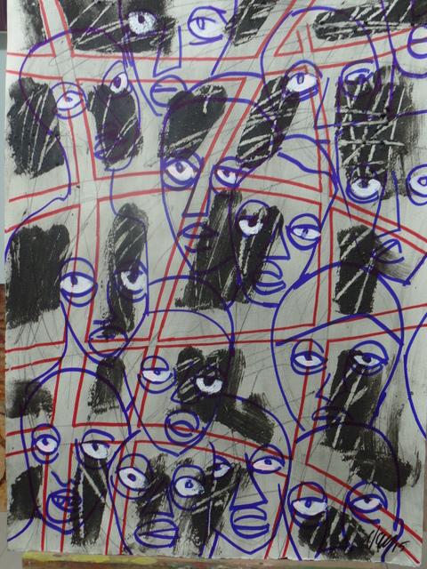 , 'Depressa,' 2015, Tamar Golan Gallery