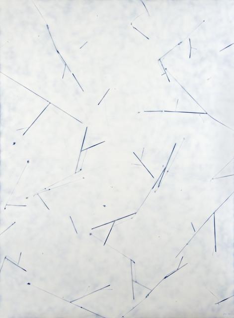 , 'Indigo,' 2012, Inman Gallery