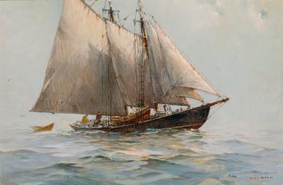 Nova Scotian Schooner