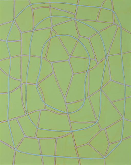 , 'Gyre,' 2018, Turner Carroll Gallery