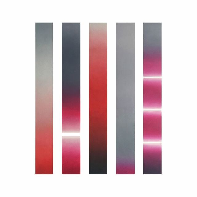 , 'Data for Resonant,' 2018, Goodwin Fine Art