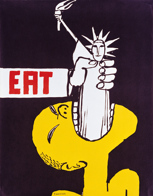 , 'Eat ,' 1967, Drawing Center