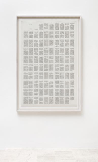 , 'Trascrizioni, Saga I,' 1979, P420