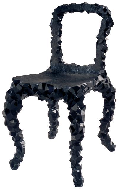Studio Job, 'Rock Chair', 2004, Design/Decorative Art, Patinated cast bronze, Museum of Arts and Design