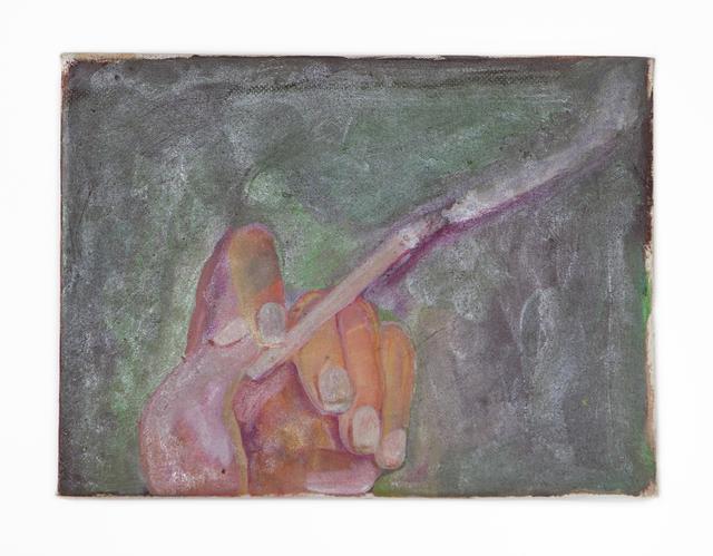 Sosa Joseph, 'Study of a Smoker's Hand', 2018, Jhaveri Contemporary