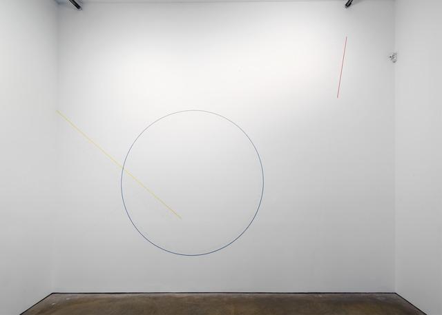 , 'Wall Drawing #283,' 1976, James Cohan
