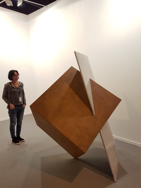 , 'Linha de Terra #8 (Landline #8),' 2017, Baró Galeria