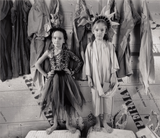 , 'Halloween Twins,' 2006, Candela Gallery