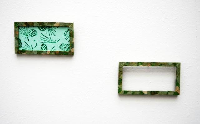 , 'Du mur à la toile - Couleurs de Cotonou (18),' 2008, In Situ - Fabienne Leclerc