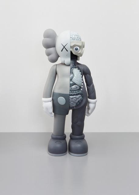 KAWS, 'Four Foot Dissected Companion (Grey)', 2009, Design/Decorative Art, Painted cast vinyl, Phillips