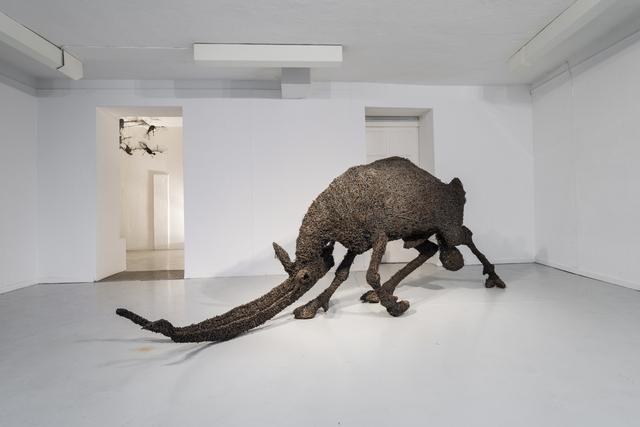 Mirsad Herenda, 'O.T. (Steinbock)', 2010, GALERIE BENJAMIN ECK