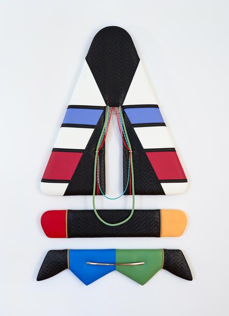 , 'Scintillator,' 2017, Asya Geisberg Gallery