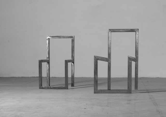 , 'Almost Chairs,' 2013, : BARIL