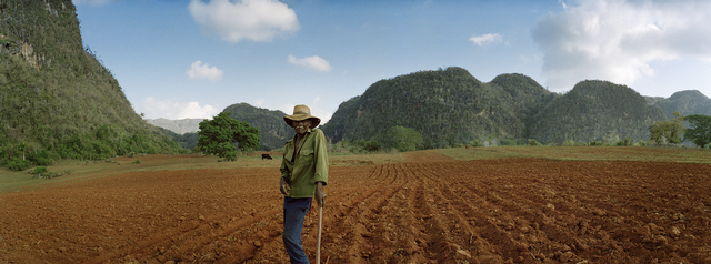 , 'Campesino with a Hoe, Pinar del Rio ,' 2000, Wall Space Gallery