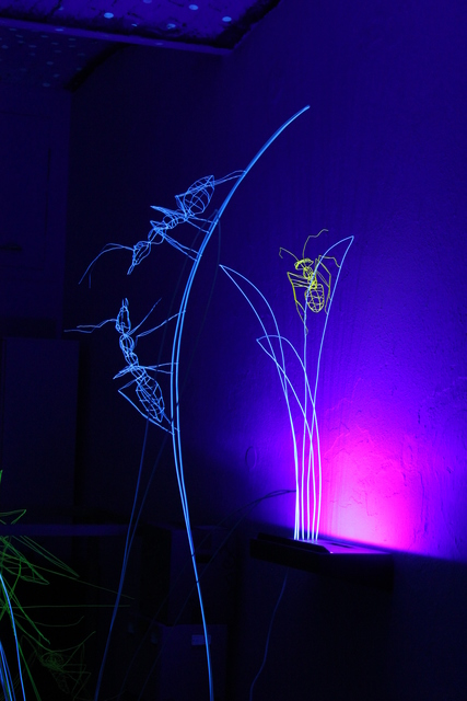 ", 'Ideal Nature Machine ""Ants Argue About The Weather"" ,' 2017, Mario Mauroner Contemporary Art Salzburg-Vienna"