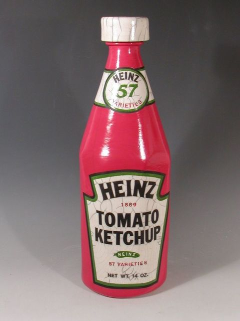 , 'Heinz Ketchup Bottle,' 2018, CODA Gallery