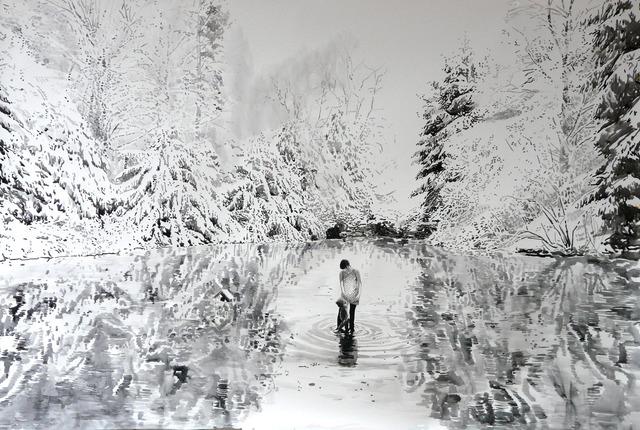 , 'Warme Quelle,' 2012, Victor Lope Arte Contemporaneo