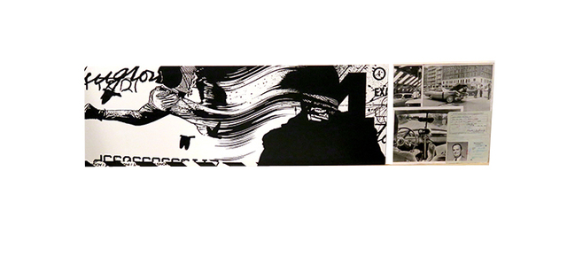 , 'Test Impact,' 2016, De Re Gallery