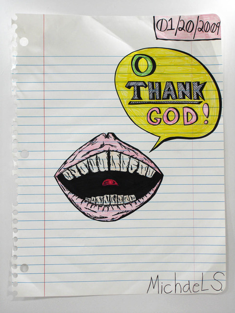 , 'O Thank God ,' 2008, G GALLERY