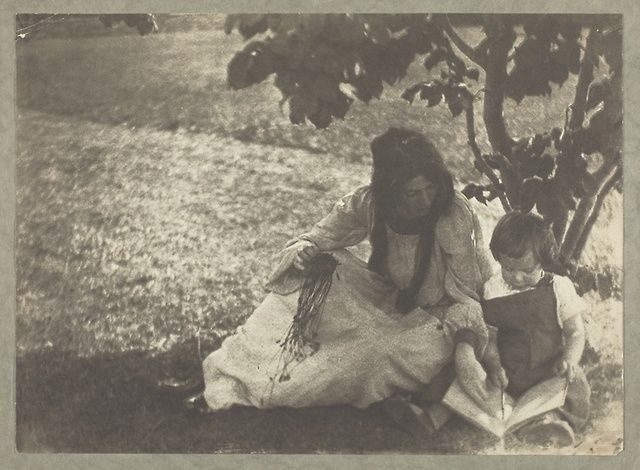 , 'The Story Book,' 1903, Susan Spiritus Gallery