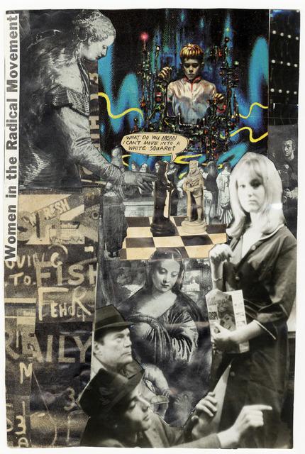 , 'Women in the Radical Movement,' 1968, Pérez Art Museum Miami (PAMM)
