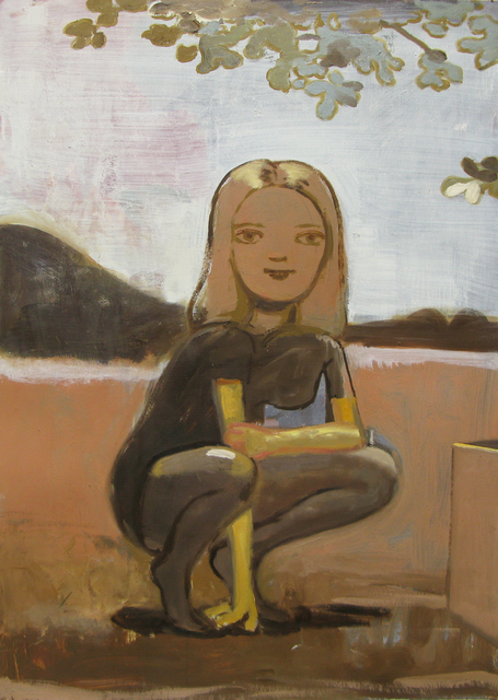 Stephanus Heidacker, 'Girl Sitting in Tailor Fashion', 2012, TEW Galleries