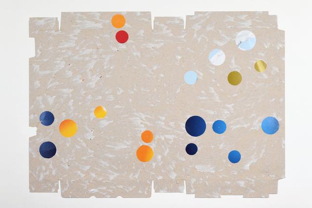 , 'Kellogs,' 2015, Galerie Laurence Bernard