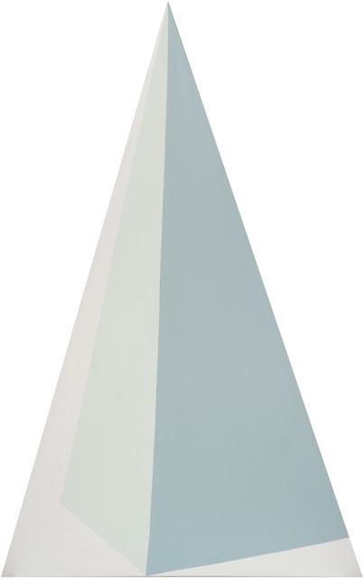 , 'Galantus [Triangulo turqueza],' 1988, GALERÍA JOSÉ DE LA MANO