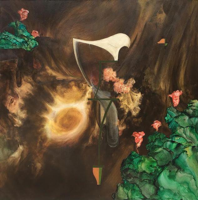 , 'Night Gardener I,' 2018, Gallery Wendi Norris