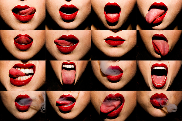 Tyler Shields, 'Mouthful', 2012, Provocateur Gallery