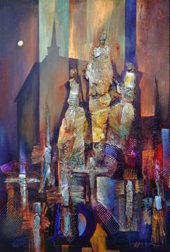 , 'Spirit of Good Hope (Spirits of the Journey Series),' 2015, Zenith Gallery