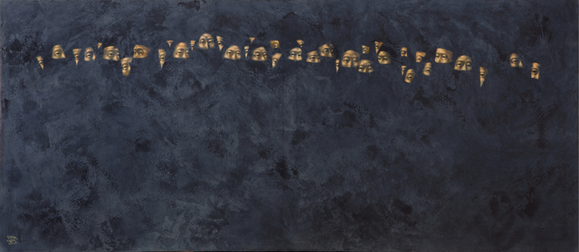 , 'Identification,' 2014, Andakulova Gallery