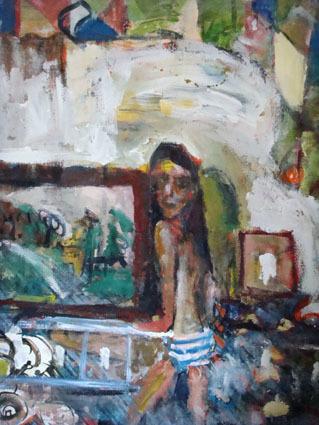 , 'No Title (Girl),' 2008, Aki Gallery