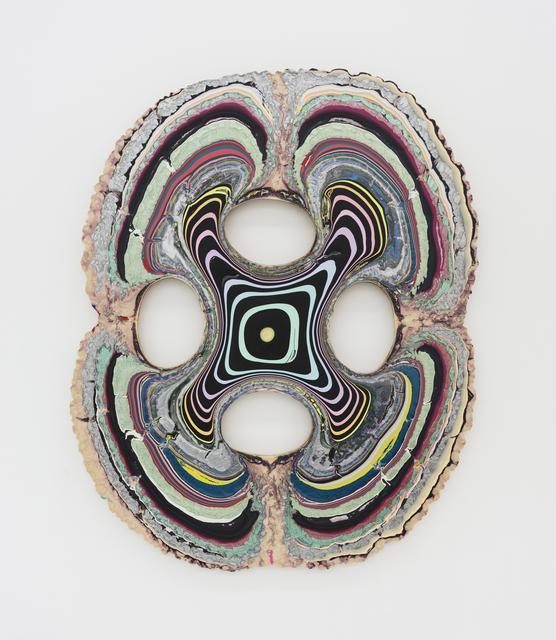 , 'Arbitrary Mark,' 2013, The Hole