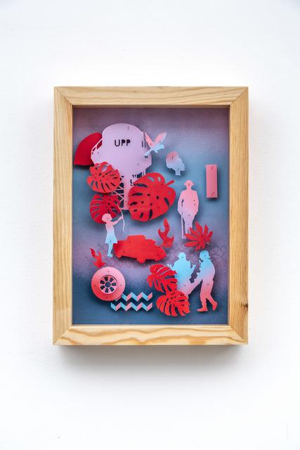 , 'UPP,' 2019, Underdogs Gallery