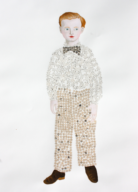, 'Boy with Bowtie,' 2013, Slete Gallery