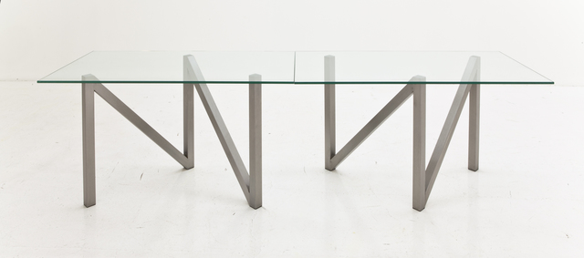 Emmett Moore, 'Zither Table (shown as dining table) ', 2012, Nina Johnson