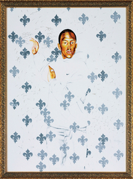 Kehinde Wiley, 'Untitled,' 2004, Phillips: New Now (February 2017)