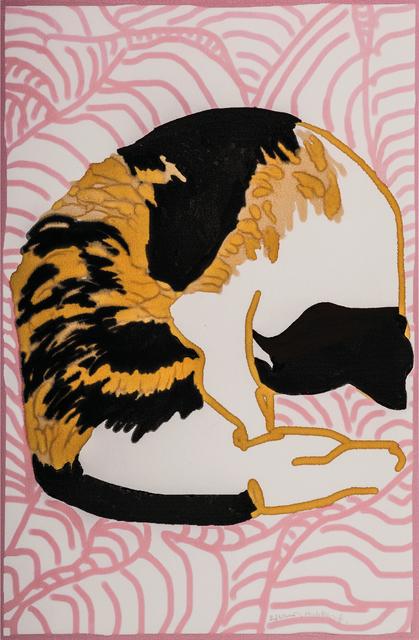 , 'Curler,' 2011, Walter Wickiser Gallery