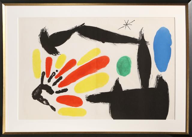 Joan Miró, 'Les Essencies de la Tierra 11', 1968, RoGallery