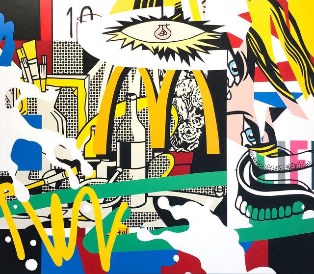 , ''The Dream of Roy',' 2017, Axiom Contemporary
