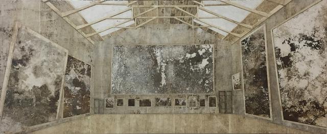 , 'musée wiertz,' 2016, Galeria Nara Roesler