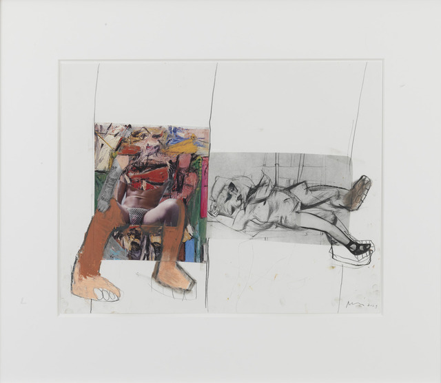 , 'Untitled (de Kooning),' 2008, Gagosian