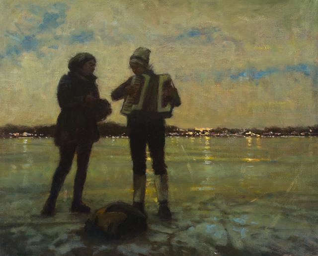, 'Nordic Musicians,' 2017, Susan Calloway Fine Arts