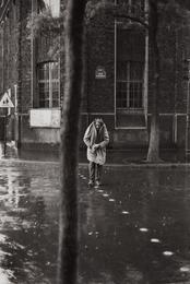 Alberto Giacometti, Rue d'Alesia, Paris