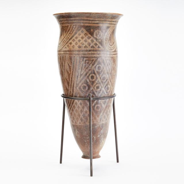 , 'Narino Ceramic Drum,' c. 1200-1400 AD, Stuart & Co. Gallery